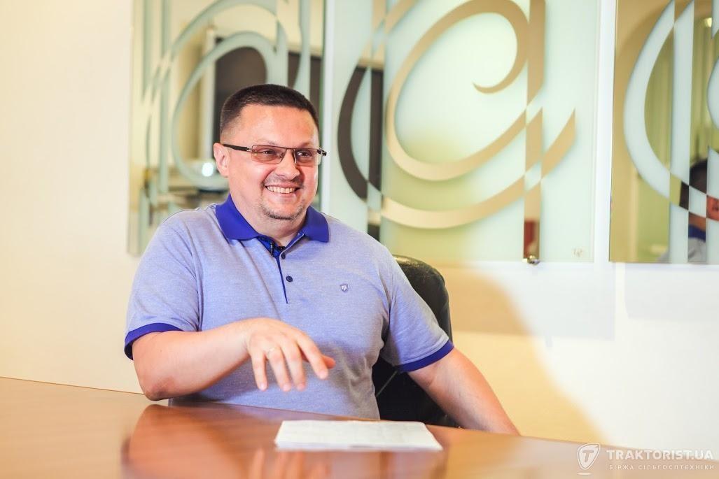 Олександр Морозов, директор «Агрейн-Транс»