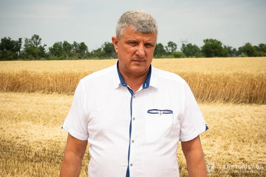 Микола Касімов, директор підприємства «ім.Суворова»