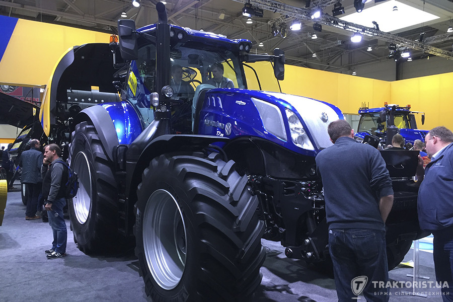 Трактор New Holland T7.315