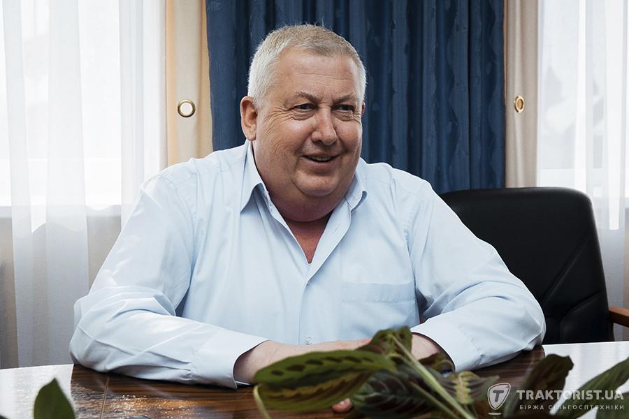 Олег Крижовачук, директор ТОВ «Україна»