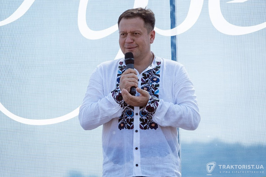 Олександр Воскобойнік, директор «НПФ Урожай»