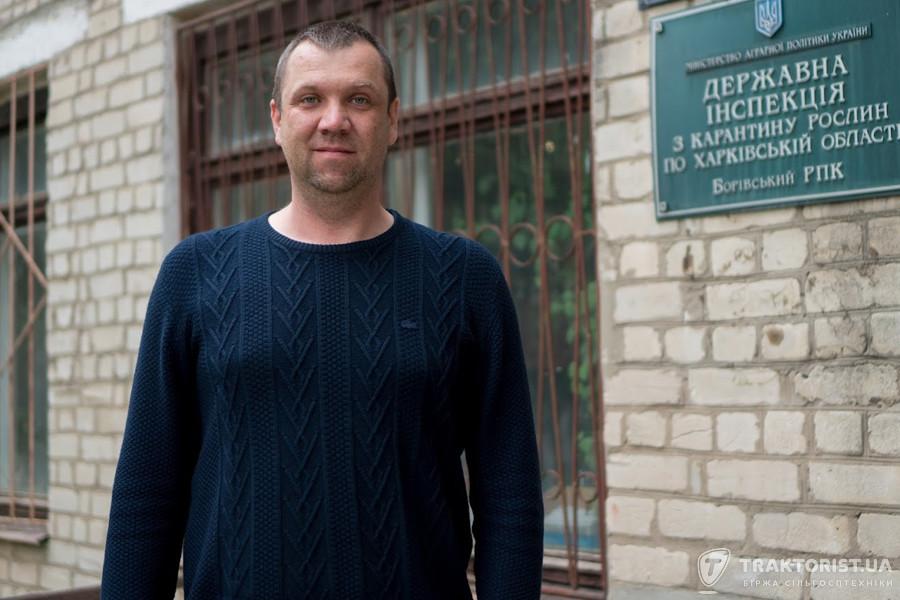 Микола Кириченко, директор господарства «Кириченко М»