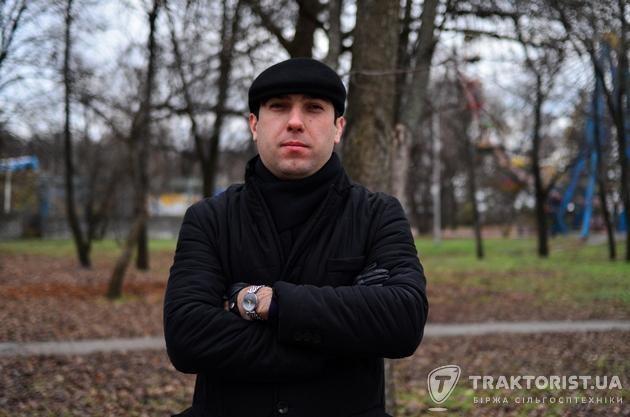 Олексій Поздняков, директор компанії ВЮСТ