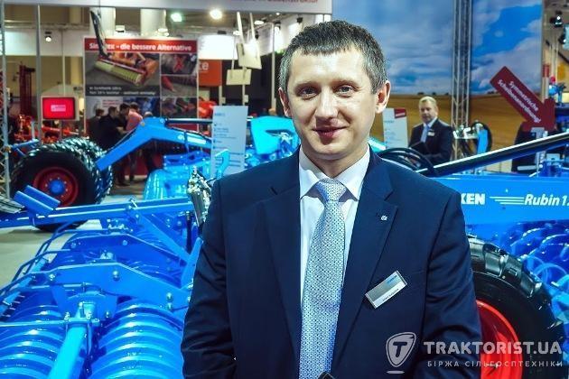 Артем Калашник, генеральний директор Лемкен-Україна