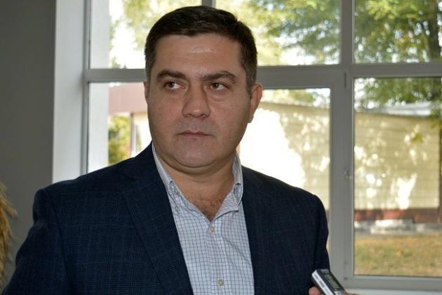 Асад Лапш, генеральний директор Kuhn-Україна