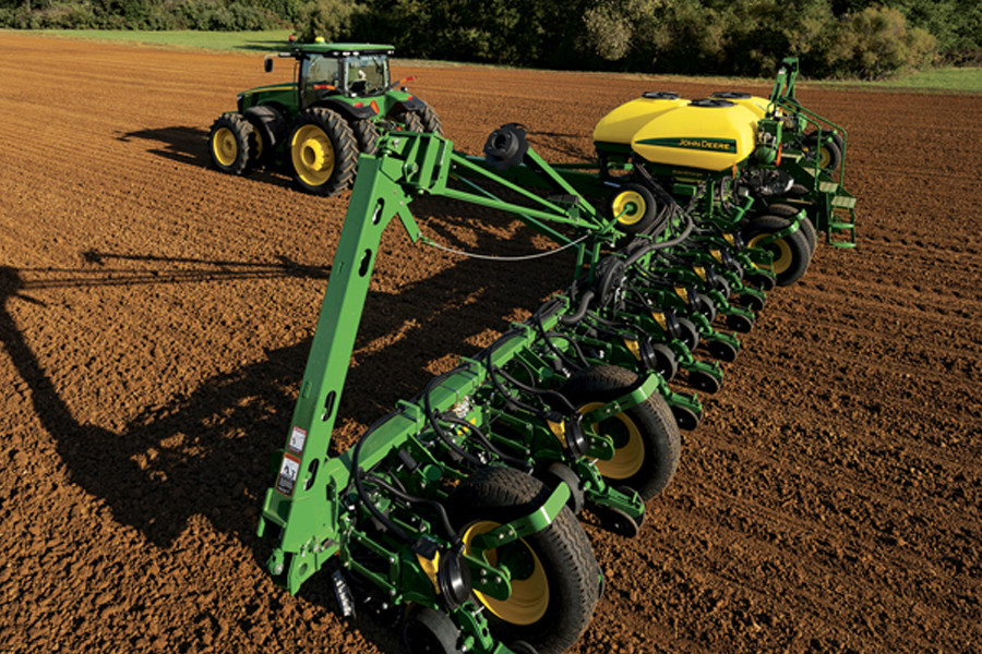 John Deere MaxEmerge 5 row-unit (джерело: ocj.com)