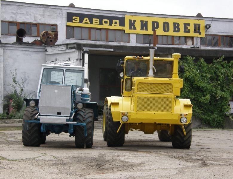 Спеціалізований завод «Кіровець»