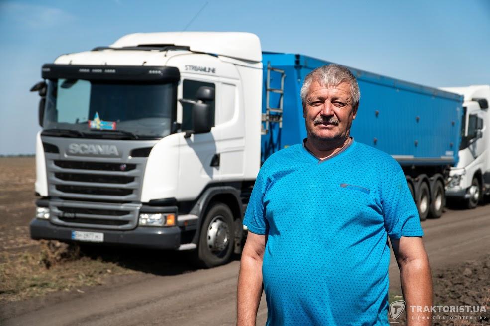 Іван Колесніков, водій «Джондір-Б»