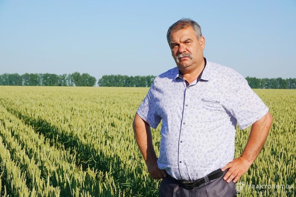 Володимир Гончар, директор підприємства «Славутич»