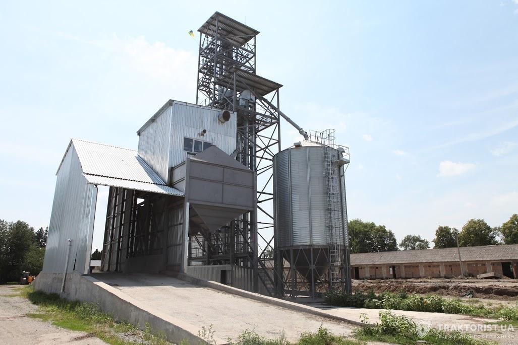 Елеватор господарства «Україна-Агро-2С», Хмельницька область