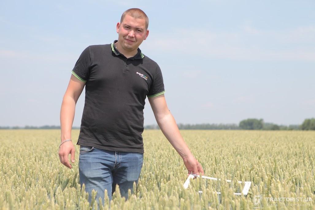 Віталій Ванчуляк, представник компанії «Август-Україна»