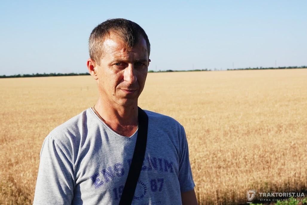 Володимир Бедрик, директор Снігурівського філії компанії «НІБУЛОН»