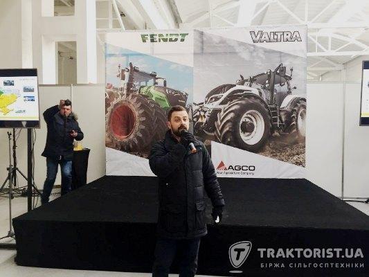 Керівник продажів сільськогосподарської техніки «Цеппелін Україна» Король Андрій