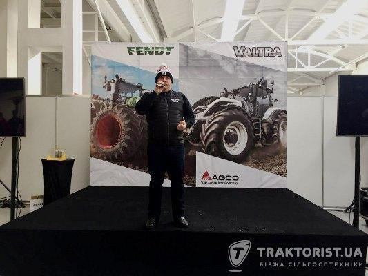 Директор з маркетингу AGCO у Східній Європі Антон Костирко