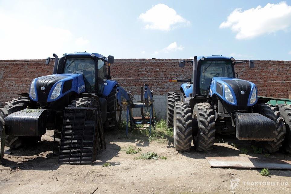 Трактори New Holland T8.390