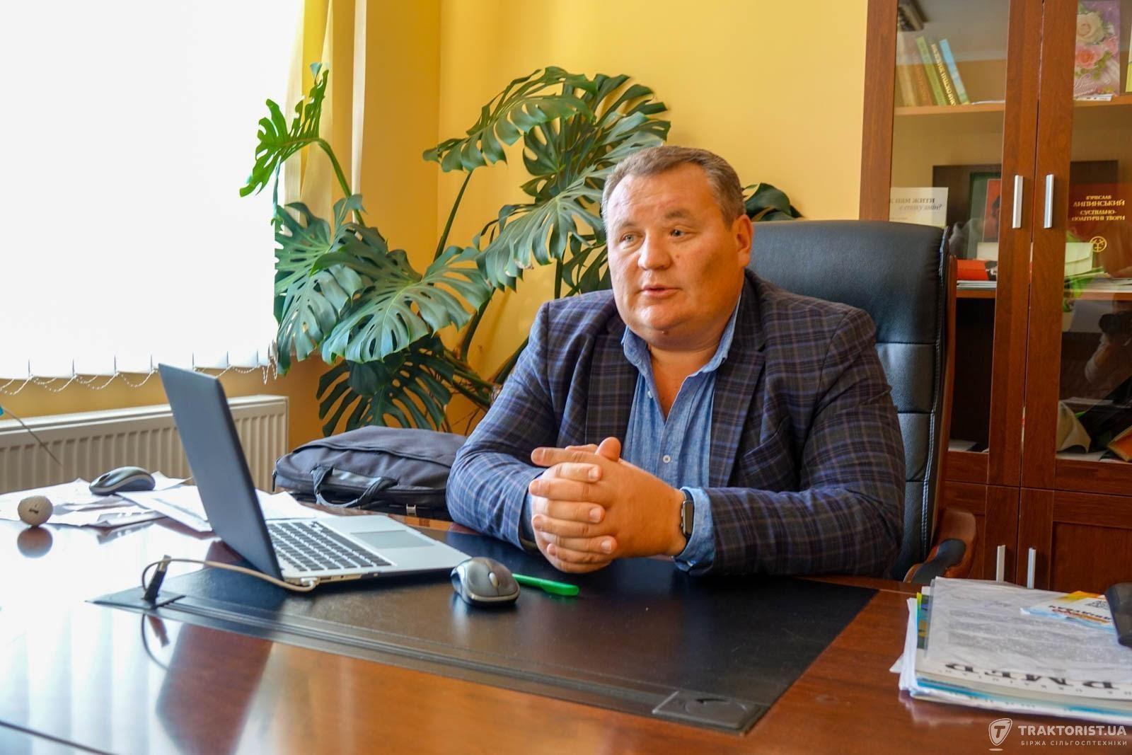 Співвласник «Шансу» Сергій Таровик