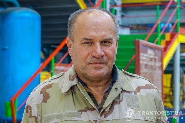 Юрій Нечипоренко, директор цукрового заводу «Новомиргородський цукор» у смт Капітанівка