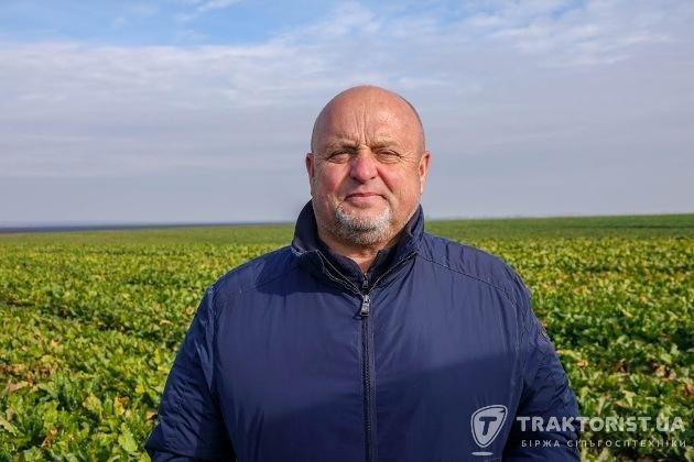 Андрій Баран, директор компанії «Агропродсервіс»