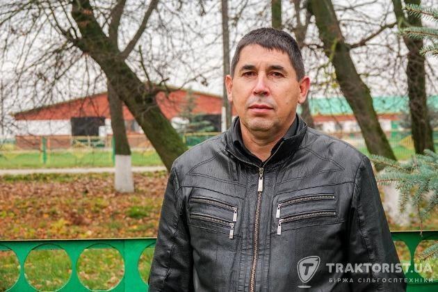 Василь Градовий, директор і власник ПП «Дзвін»