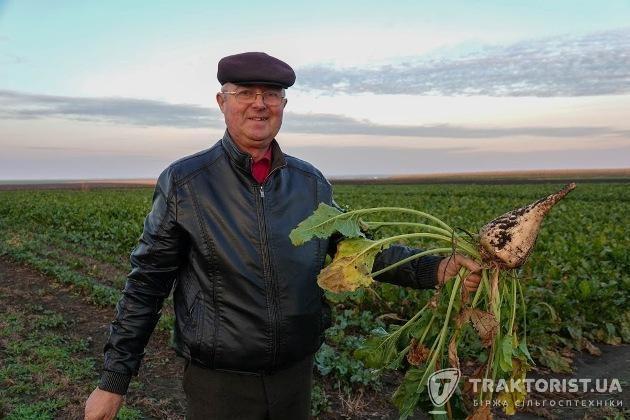 Анатолій Коваленко, головний агроном «Агрофірми Медобори»