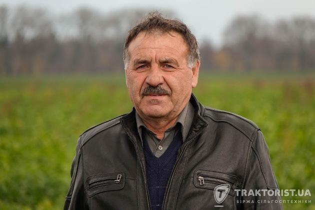 Філімон Антонюк, головний агроном корпорації «Сварог Вест Груп»