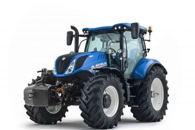 Трактор New Holland T6 Dynamic Command