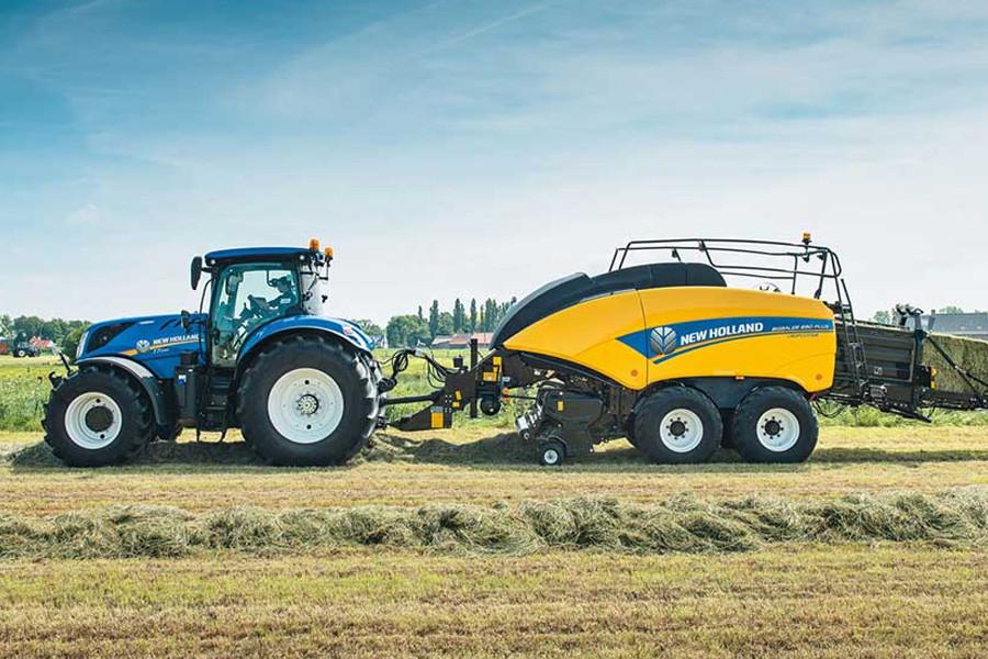 Трактор New Holland T7 (джерело: agritechnica.com)