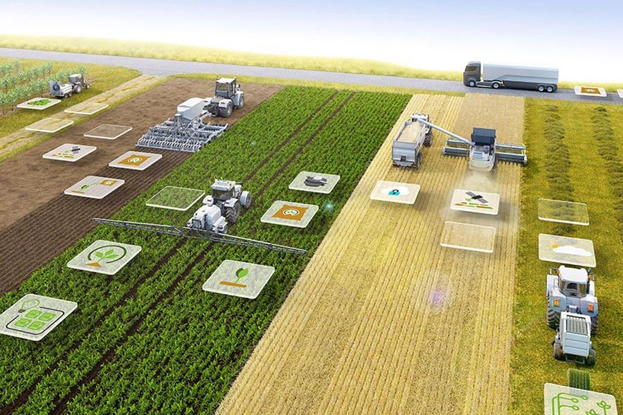 Платформа NEVONEX (джерело: agritechnica.com)