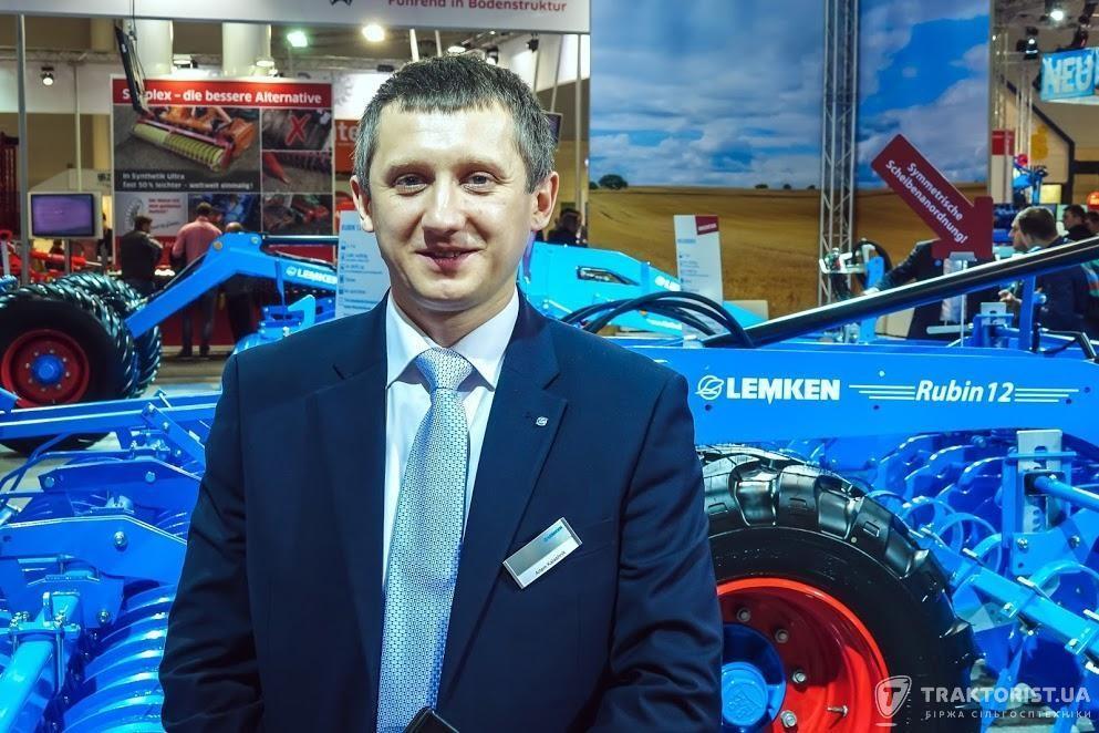 Артем Калашник, генеральний директор «Лемкен-Україна»
