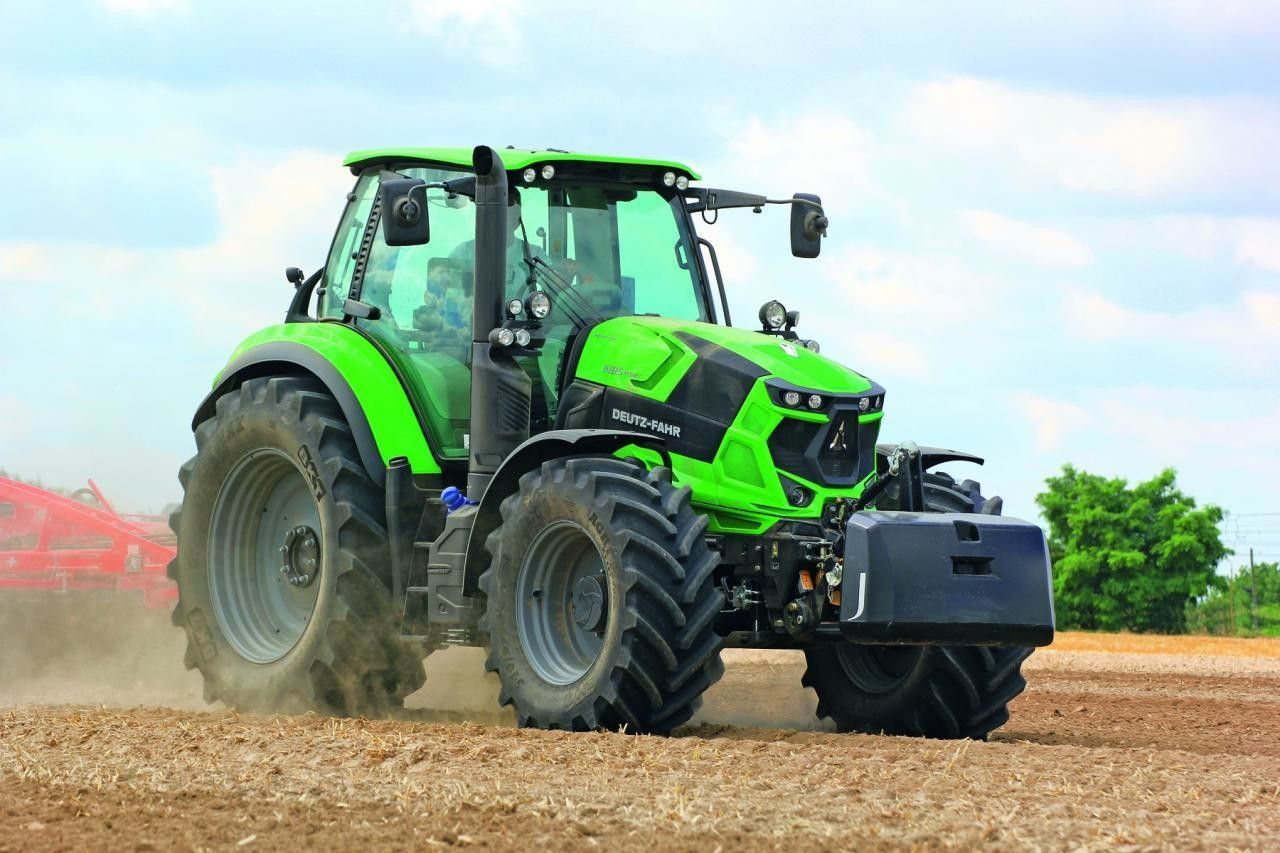 Deutz-Fahr 6 Series Rcshift
