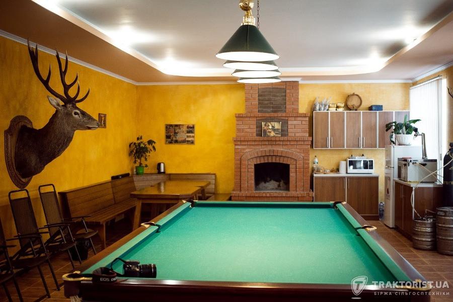 Зала для відпочінку в готелі