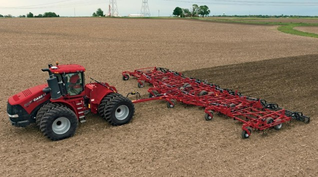 Система Case IH AFS Soil Command