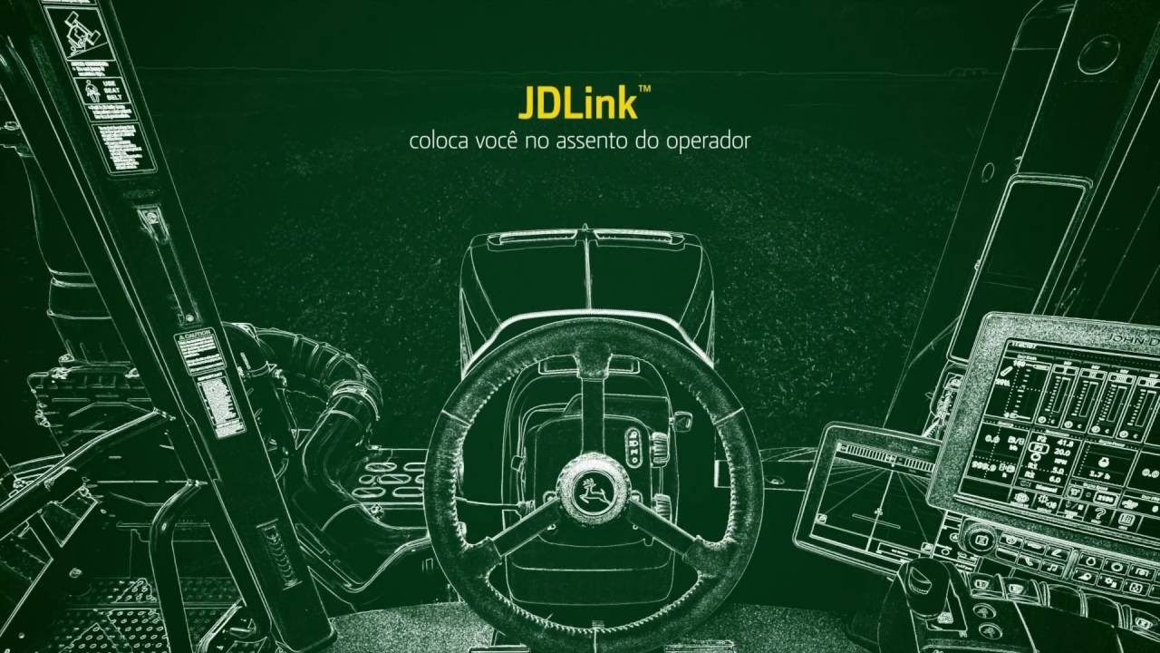 Система John Deere JDLink
