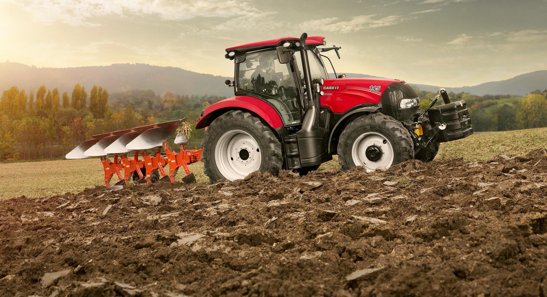 Трактор Case IH оснащений трансмісією ActiveDrive 8