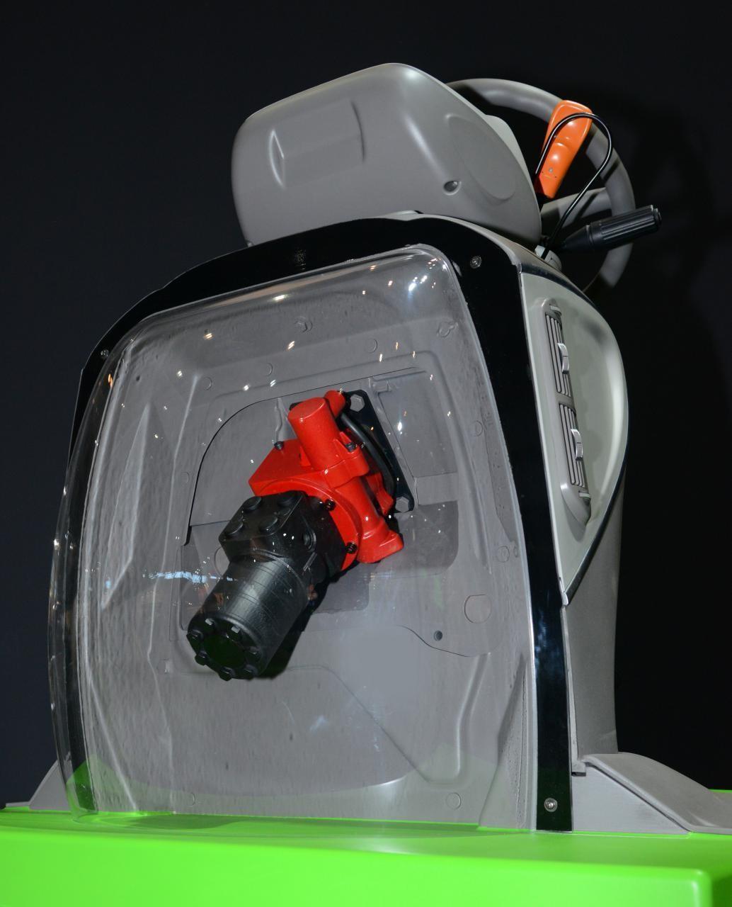 Система рульового керування SteeringPro
