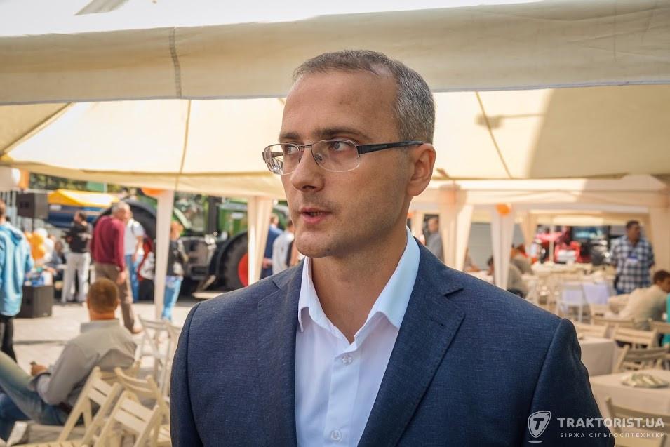 Генеральний директор «АБА «АСТРА» Ігор Губарєв