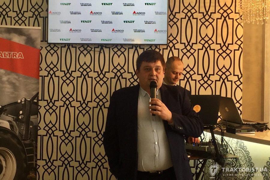 Директор «Агроструктури» Михайло Завада