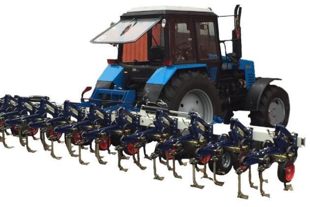 Культиватор Gelio-K від Agrocraft