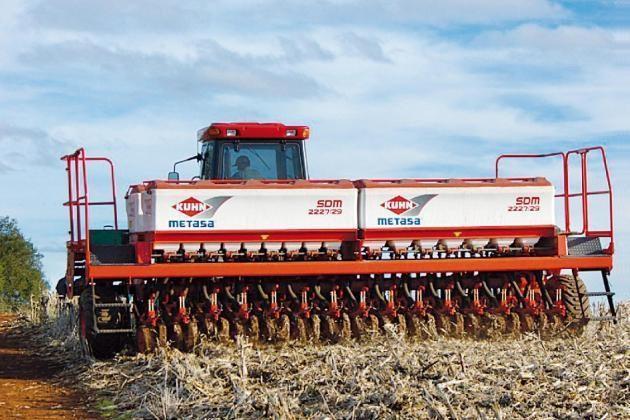 Механічна зернова сівалка SDM