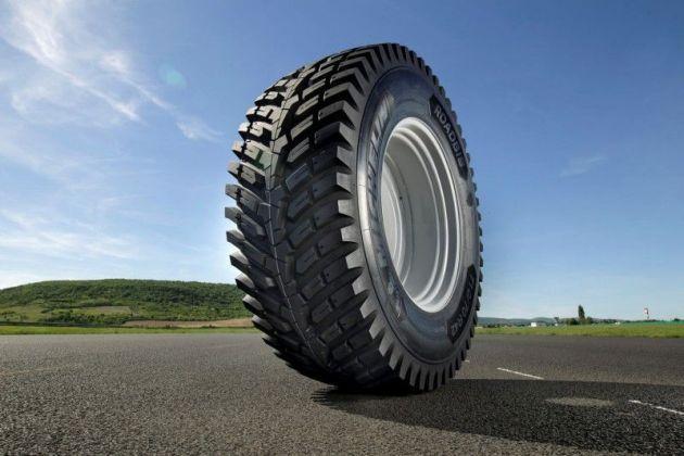 Прототип нової шини Roadbib