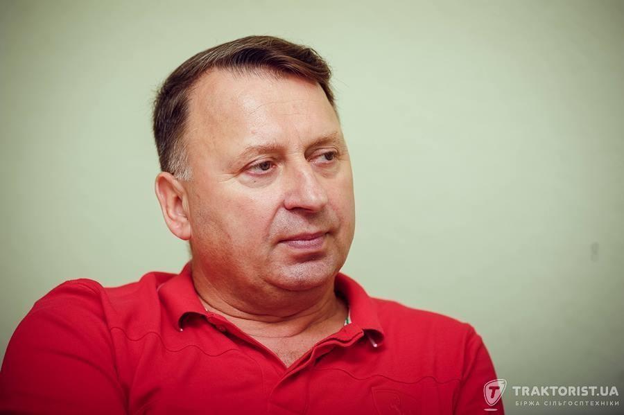 Головний інженер компанії Cygnet Agrocompany Микола Трембовецький